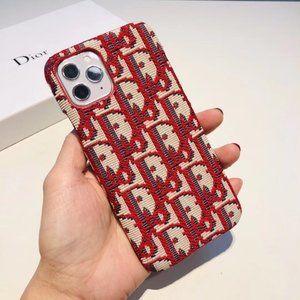 DIOR  iPhone 11 pro max cases(6.5)